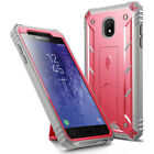 Samsung Galaxy J3 2018 Case | Poetic Rugged Shockproof Dual Layer Cover