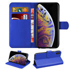 2019 Magnetic LUXURY Wallet Flip Book Stand Case Cover for APPLE IPHONE 5 6 7 X.