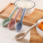 Portable Reusable Spoon Children's tableware Wheat Straw Tableware Cutlery Pl