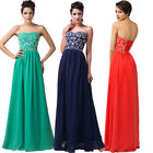 Ball Evening Dress Grace Prom Size Formal Karin Party Lace L