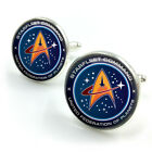 Star Trek Fleet Command Cufflinks, Star Trek,  20mm Cufflinks Cuff Links on eBay
