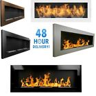 Bio Ethanol Fireplace Biofire Fire B2C Professional 1200 x 400 /GLASS/ 5 Colors