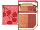 Too Faced Tutti Fruit Cocktail Blush Duo Pick Cherry Bomb/Apricot/StrobeBerry