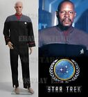 New Star Trek Nemesis Voyager Captain Sisko Uniform Outfit Costume Cosplay on eBay