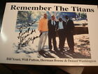 REMEMBER THIS TITAN 2 SIGNED BOOK STORY & PHOTO by BILL YOAST>CELEBRATED COACH