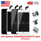 For iPhone 8 6 6s 5s 5 SE 7 LCD Touch Digitizer Screen Repla