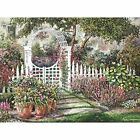 Heritage Puzzle - William Mangum - New Garden - Jigsaw Puzzle - 550 Pc