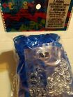 RAINBOW LOOM RUBBER BAND 9000 total bands/360 clips REFILL LOT 8 ASST COLORS NEW
