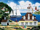 Ceaco Jane Wooster Scott - Ships Ahoy Puzzle