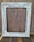 Victorian Shabby Chic Picture Frame, Wood picture frame,routine frames, gold leaf