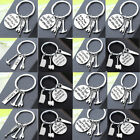 Key Chain Fix Hand Tools Pendant Keychain Gift Dad/Uncle/Grandpa Keyring Daddy