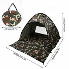 2-3 Person Outdoor Camping Waterproof Automatic Instant Pop Up Tent Camouflage##