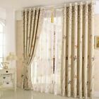 Customized curtains for shade cloth high-grade living room bedroom modern minima
