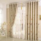 1 Pc Customized curtains for shade cloth high-grade living room bedroom modern m