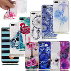 Silicone Gel Rubber Shockproof Case Cover Protective For A pple i Phone 7 Plus