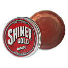 SHINER GOLD Hair Wax Pomade Heavy Hold Elastic Fruity Fragrance Natural 8 Kind