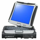 "Panasonic Toughbook Cf-19 Mk5 10"" I5 8gb Touchscreen Tablet Windows 7 Or Win 10"