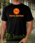 Royal Enfield T-Shirt British Motorcycle Vintage Motorcycles Biker S-6XL image
