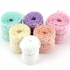 10Yard/Lot 6 Colors New Selling  High Quality Lace Ribbon Width 35MM DIY Embroid