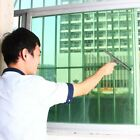 Durable Window Mirror Car Windshield Squeegee Glass Wiper Home Stainless Steel A