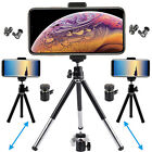 Tripod Mini Holder 360 Adjustable Leg Rotatable Stand Extendable For Cell Mobile
