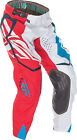 Fly Racing Evolution Switchback 2.0 Red White MX Motocross Offroad Riding Pants