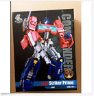Transformers LT03 optimus prime MT CD01 KO with accessory bag