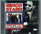 """Beatles (Ringo) """"Live From Montreux""""1993 US Ryko Records Promotional CD"""