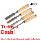 Wood Carving Roughing Gouges Chisels Set Hand Woodworking Professional Tool UK