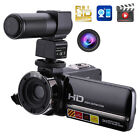 """3.0"""" 1080P FHD Touch Screen 16X Digital Zoom Camera IR Night Vision Camcorder"""