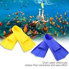 Professional Diving Fins Short Flippers Swimming Snorkeling Dive Training Aid