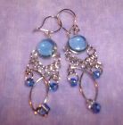 PERUVIAN PERU MURANO GLASS Alpaca Dangle Earrings NEW Choose