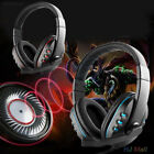 A62D Wired Gaming Headset Stereo Headphone With Mic For PC Gamer Player Casque A