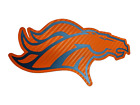 Denver Broncos Decal Sticker Window Carbon Vinyl NFL Football | FREE SHIPPING on eBay
