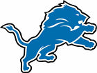 Detroit Lions vinyl sticker for skateboard luggage laptop tumblers car(c)