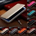 NEW 2019 Luxury 360°Shockproof PU Leather Flip Wallet case For Apple iPhone 5 SE