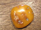 5.2 gr.NATURAL OLD ANTIQUE  BUTTERSCOTCH  BALTIC AMBER  BROOCH  波羅的海琥珀