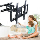 """Articulating Solid Dual Arm TV Wall Mount Holder Flexible Stand 32 39 42 48 55"""""""