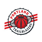 Portland TrailBlazers Vinyl sticker for skateboard luggage laptop tumblers car on eBay