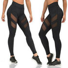 Womens Sports Yoga Healthiness Activewear Bottoms Leggings Athletic Pants Collage