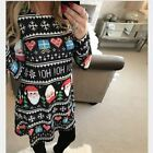 New Arrival Autumn Fashion Elegant Plus Size Women Clothing Casual Christmas Pri