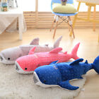 New Plush Whale shark Soft Animals Toy Big Fish Doll Whale Pillow Kids Gift Toys