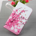 Magnetic Flip PU Leather Wallet Stand Case Cover For Samsung GalaxyS3 4 5 NoteEK