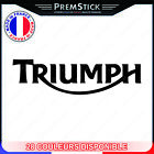 Stickers Triumph - Sticker motorcycle, two wheels, scooter, helmet ref3 €15.42 EUR on eBay