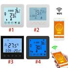 Home Programmable Wifi Wireless Heated Digital Thermostat LCD Screen App Control