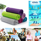 Ice Cooling Towel for Sports / Workout / Fitness / Gym / Yoga / Pilates 1- 4 Pcs image
