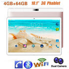 """10.1"""" Tablet PC 64G Android 7.0 Octa-Core Dual SIM Camera Wifi Phone Phablet"""