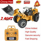HuiNa 1580 1:14 23CH Full Metal Excavator 3 in 1 Remote Control Engineering Car