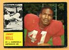 1962 Topps Football #147B Jimmy Hill (VG-EX) -- St Louis Cardinels