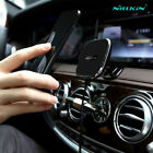 Nillkin Qi Wireless Charger Magnetic Car Holder Mount For iPhone 12 Pro Max S21+
